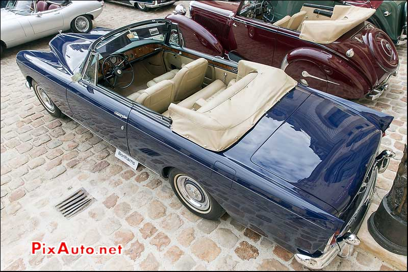 Bonhams A Chantilly, Bentley S3 Continental Cabriolet