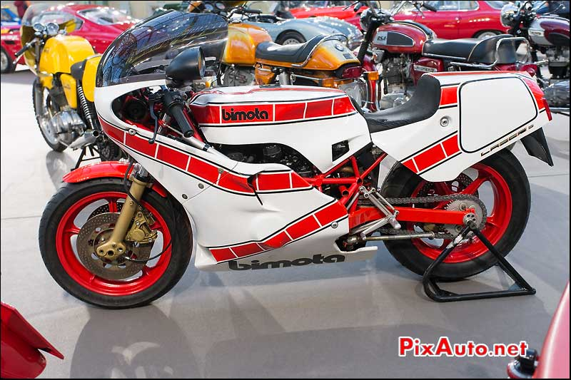 vente Bonhams Paris, Bimota KB2 550cc