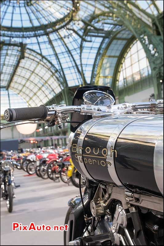 Bonhams Paris, Brough Superior Nef Grand Palais