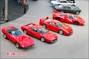 Bonhams Paris, Ferrari Daytona, Testarossa, F40, FXX, 250GT
