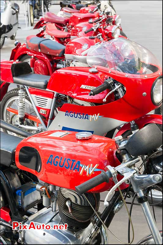 Bonhams Au Grand Palais, Mv Agusta de Course