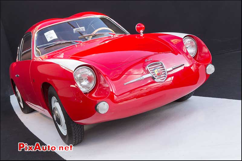 RM Auctions Paris, Fiat Abarth 750GT Zagato