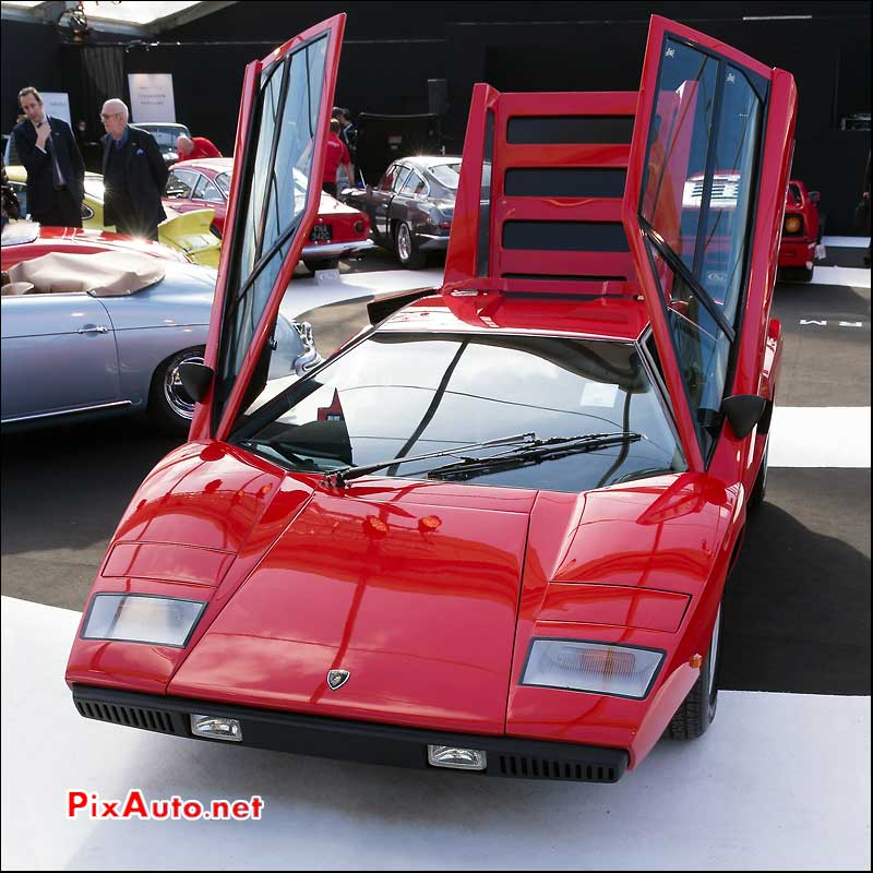 RM Auctions Paris, Lamborghini Countach LP400 Periscopio