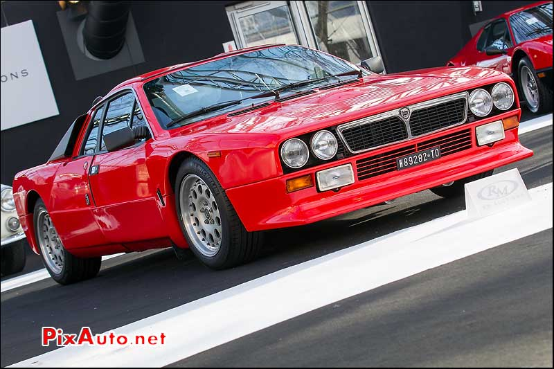 RM Auctions Paris, Lancia 037 Stradale