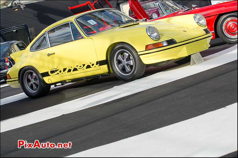 RM Auctions, Porsche 911 Carrera Sports Lightweight