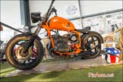 Wings & Rides, BMW Diablorange Raspo Custom