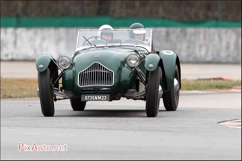 Coupes De Printemps, Allard J2 Chicane Nord