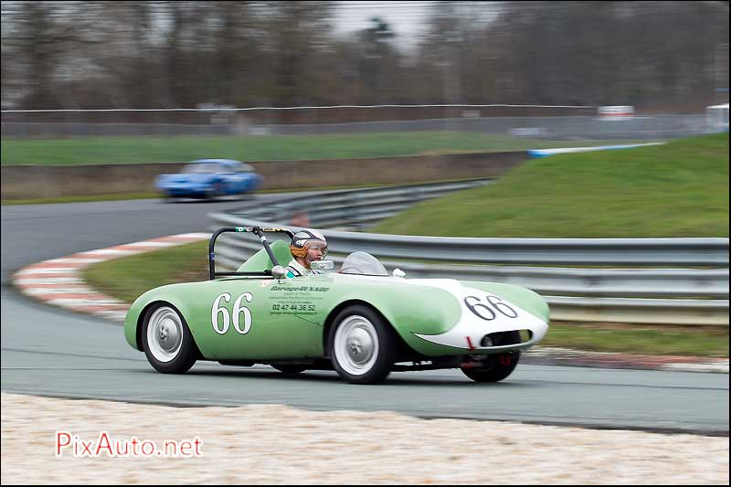 Coupes De Printemps, Barquette Fairchild Panhard