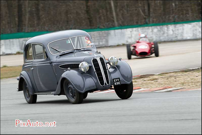 Coupes De Printemps, BMW 320 de 1938