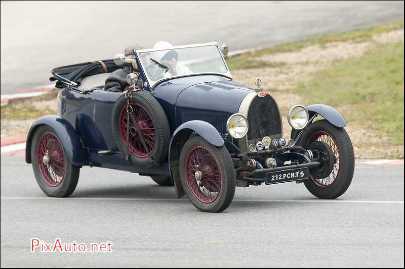 Coupes De Printemps, Bugatti Type 40