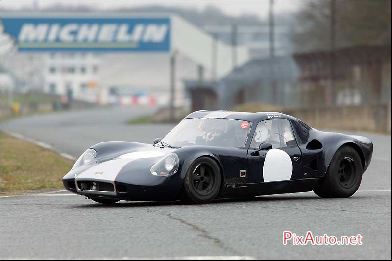 Coupes De Printemps, Chevron B8