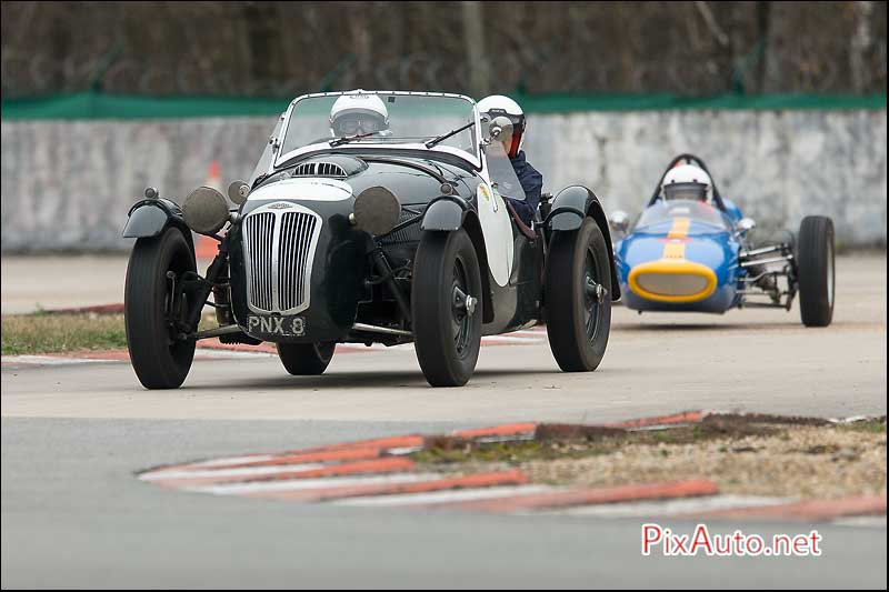 Coupes De Printemps, Frazer Nash Le Mans Replica