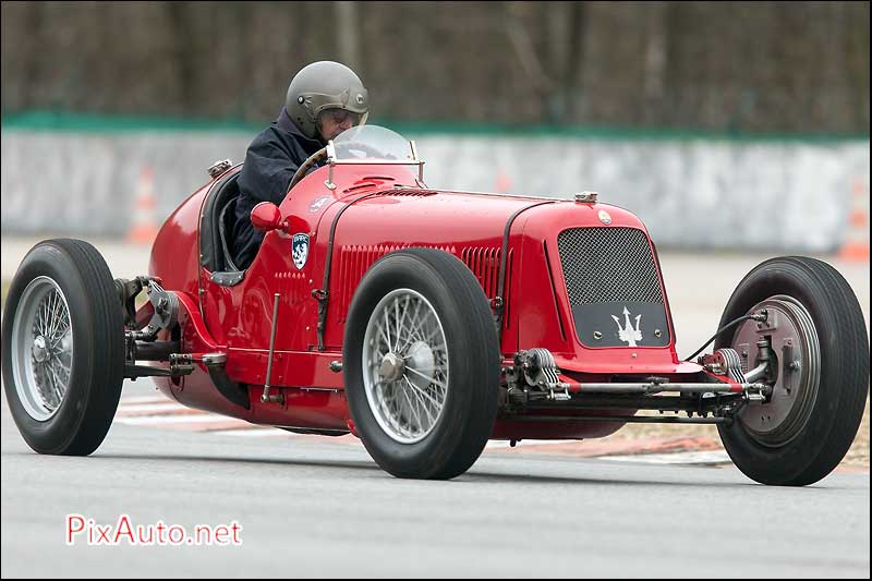 Coupes De Printemps, Maserati 8CM 3000 #3009