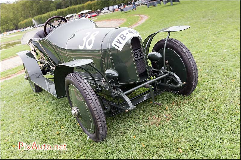 Chantilly-Arts-&-Elegance, Benz Prinz Heinrich 1910