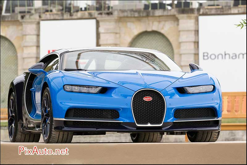 Chantilly-Arts-&-Elegance, Bugatti Chiron