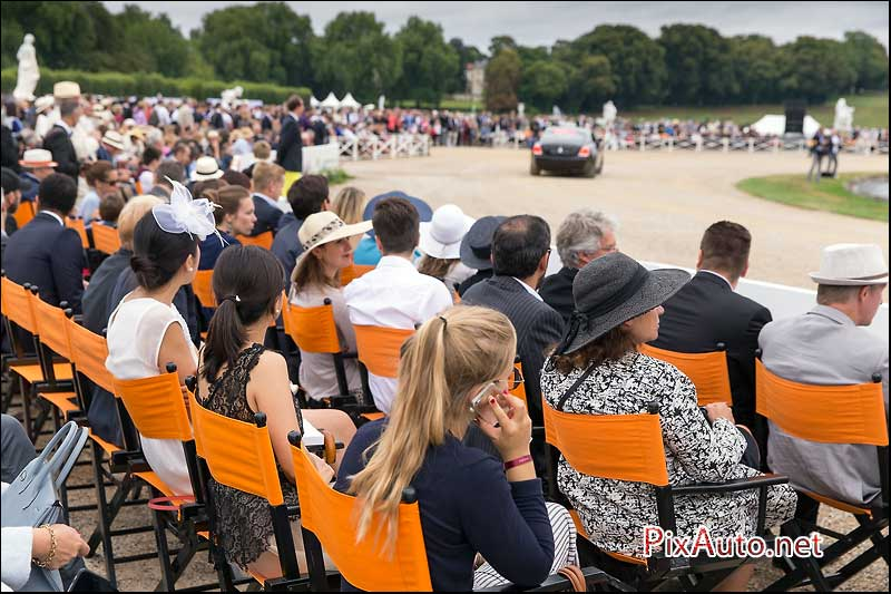 Chantilly-Arts-&-Elegance, Defile des Concepts-Cars