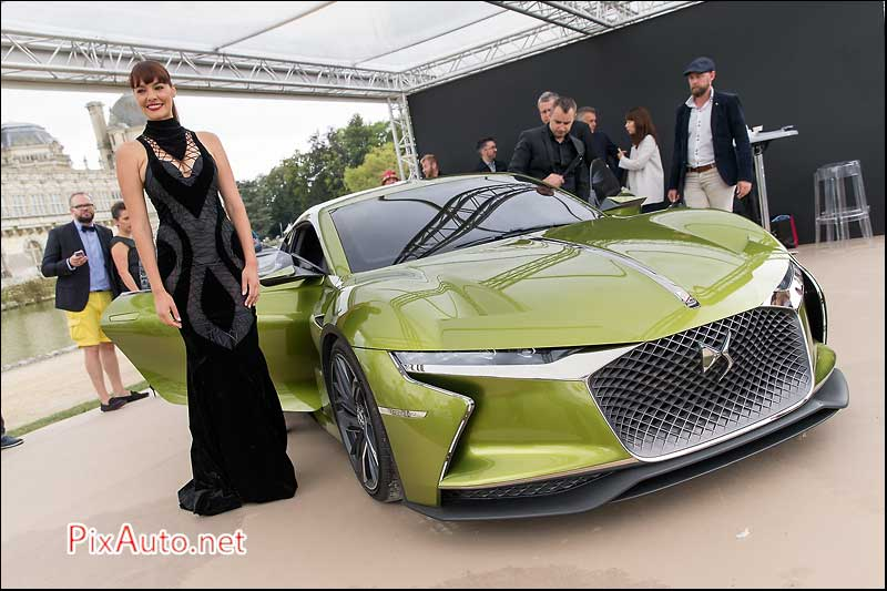 Chantilly-Arts-&-Elegance, DS e-Tense Fymeric Francois