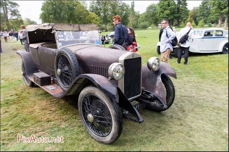 Chantilly-Arts-&-Elegance, George Irat Torpedo Sport 1926