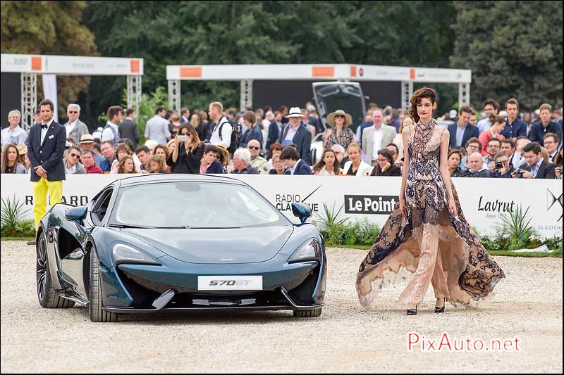 Chantilly-Arts-&-Elegance, Mclaren 570GT Jean-Paul Gaultier