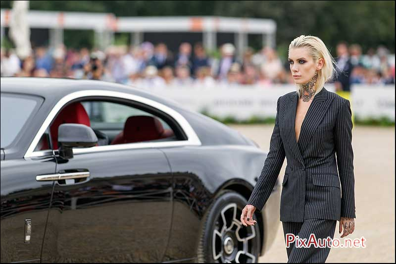 Chantilly-Arts-&-Elegance, tailleur londonien Timothy Everest