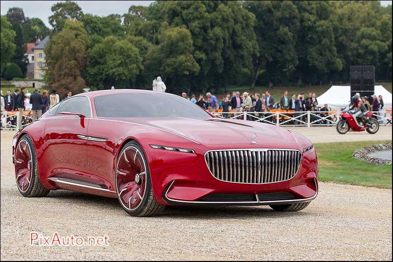 Chantilly-Arts-&-Elegance, Vision Mercedes-Maybach 6