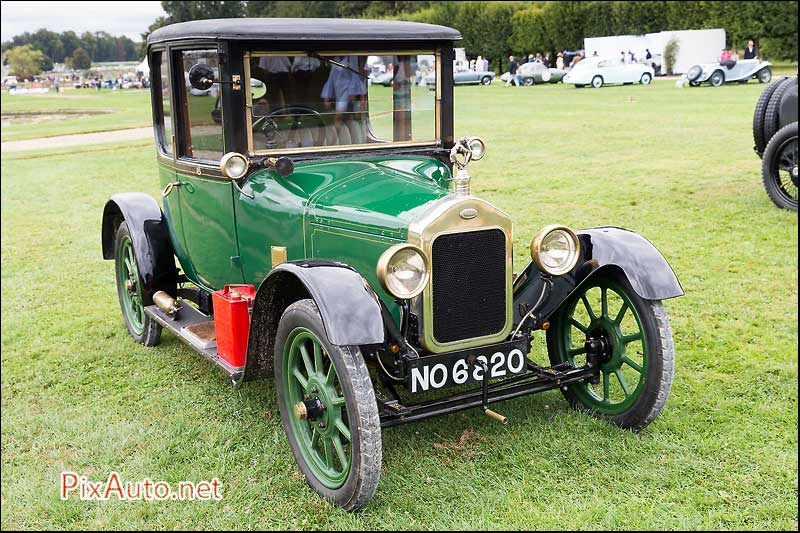 Chantilly-Arts-&-Elegance, Wolseley 10HP Coupe Docteur 1922