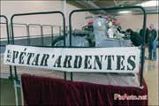 Bourse PetarArdentes Ezanville, Expo scooter Les PetarArdentes