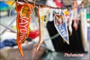 Bourse les PetarArdentes Ezanville 2016, Fanions