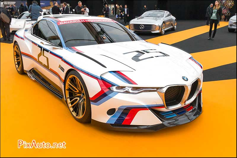 Exposition Concept Cars, Bmw 3.0 csl Hommage-R