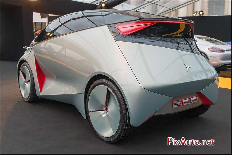 Exposition Concept Cars, Icona Neo Arriere