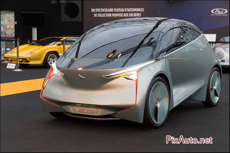 Exposition Concept Cars, Icona Neo