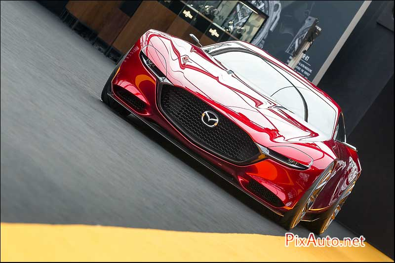 Exposition Concept Cars, Concept Mazda RX-Vision