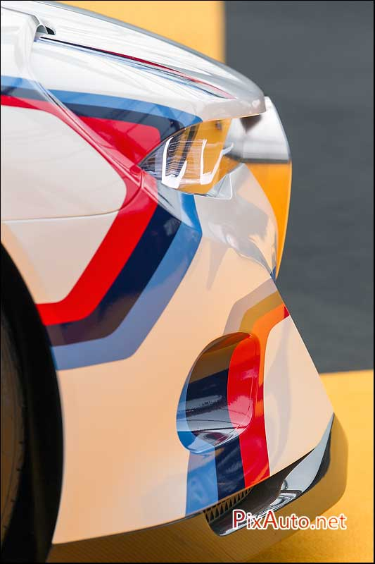 Exposition Concept Cars, Museau Acere BMW 3.0 Csl Hommage-R