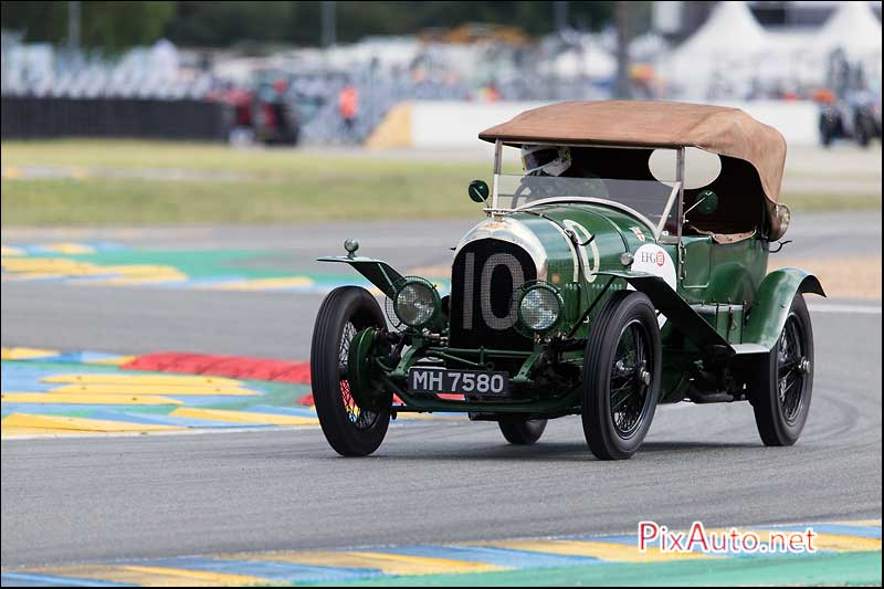 Le-Mans-Classic 2016, Bentley 3 Litre Speed Model