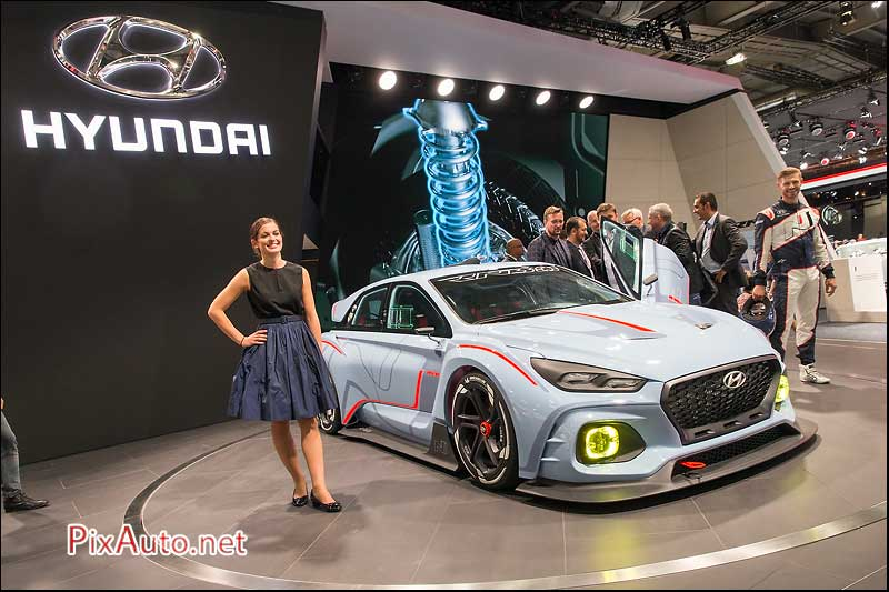 MondialdelAutomobile-Paris, Hyundai RN30