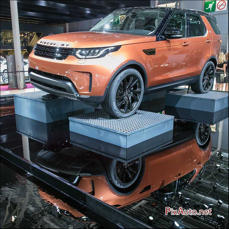MondialdelAutomobile-Paris, Land Rover Discovery