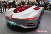 MondialdelAutomobile-Paris, World-premiere concept Car Renault Trezor