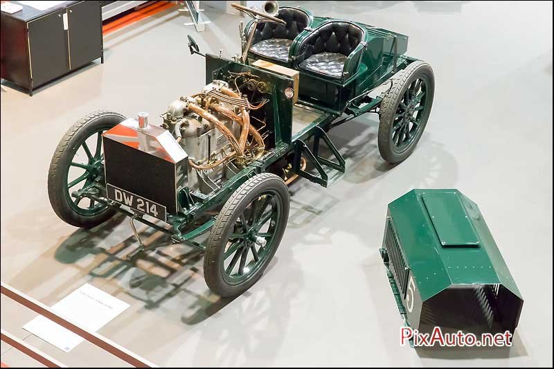 Salon Retromobile, Napier Gordon Bennett
