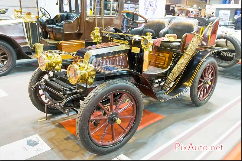 Salon Retromobile, Richard Brasier Type H
