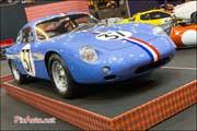 Salon Retromobile, Porsche 356 Carrera Abarth 1960