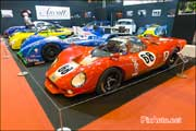 Salon Retromobile, Ford P68 F3l, Collection Ascott