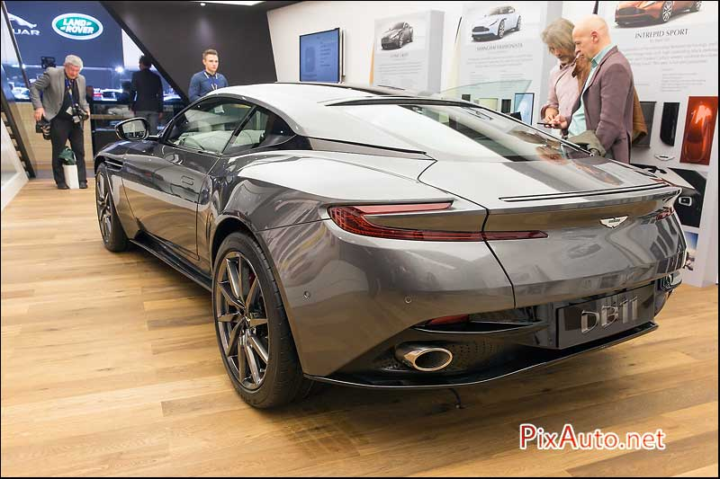 Salon-auto-geneve, Aston Martin DB11 Rear