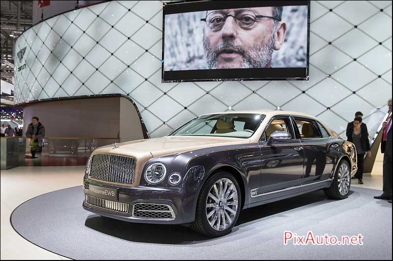 Salon-auto-geneve, Bentley Mulsanne EWB