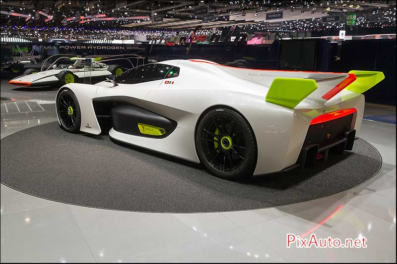Geneva International Motor Show, Concept Pininfarina H2 Speed Rear
