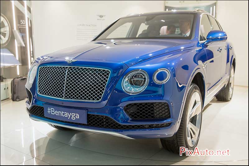Salon-auto-geneve 2016, Crossover Bentley Bentayga