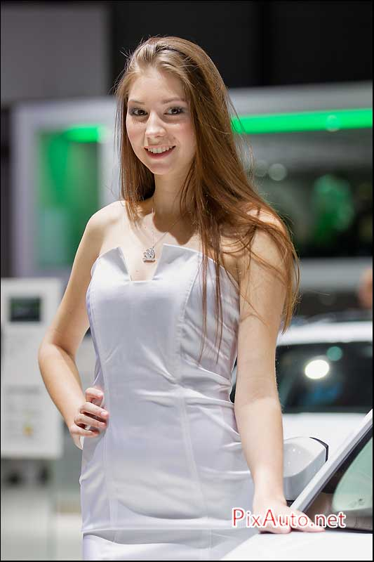 Geneva International Motor Show, Hotesse Skoda