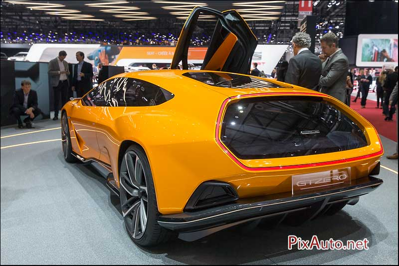 Salon-auto-geneve, Italdesign Gtzero