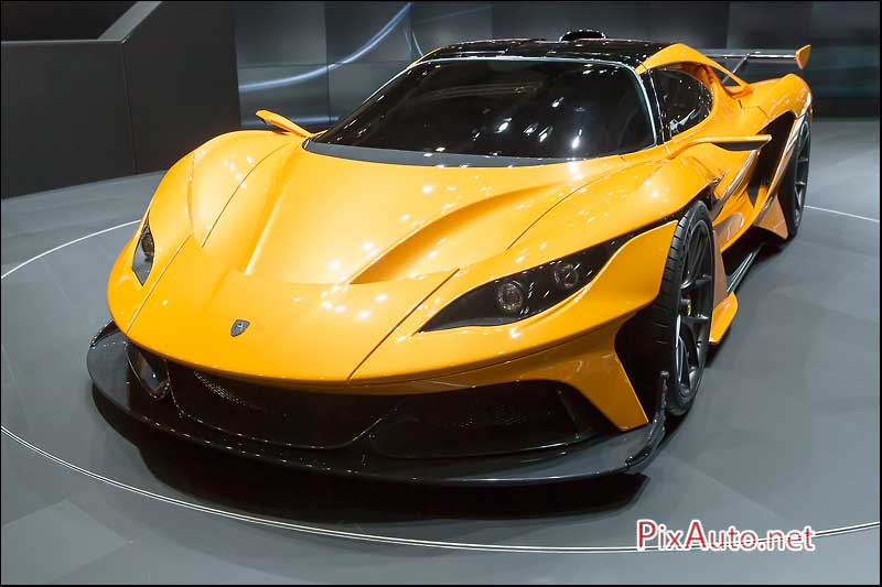 Salon-auto-geneve 2016, New Apollo Arrow