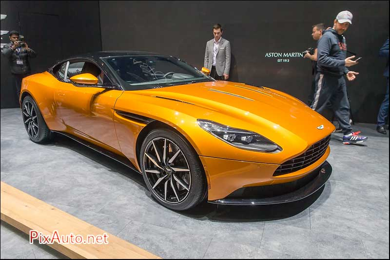 Salon-auto-geneve 2016, New Aston Martin DB11