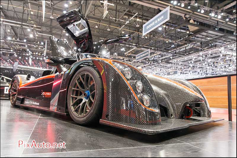 Salon-auto-geneve, Radical RXC Turbo 500R
